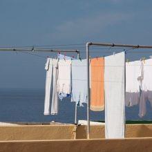 洗衣省水好簡單