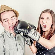 心理學~夫妻吵架的技巧