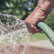 省水,從家做起~住家周遭環境