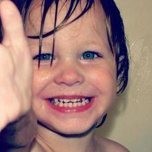 一起活動嗅覺感官  2招讓孩子愛上洗澡!