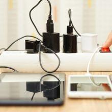 常使用3C產品的你不可不知的電線收納法