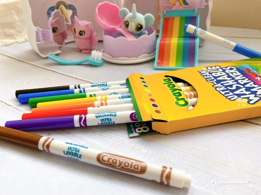 防疫安心玩 可水洗FUN玩色彩-Crayola繪兒樂彩繪百變夢幻雲朵_img_30
