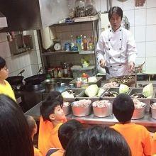 獨立生活從小開始 家事體驗營洗手做羹湯