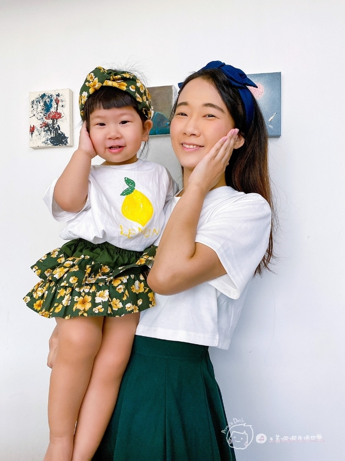 [手工訂製推薦]MIT高質感日系親子服-Ookiname大目手作童裝髮帶_img_61