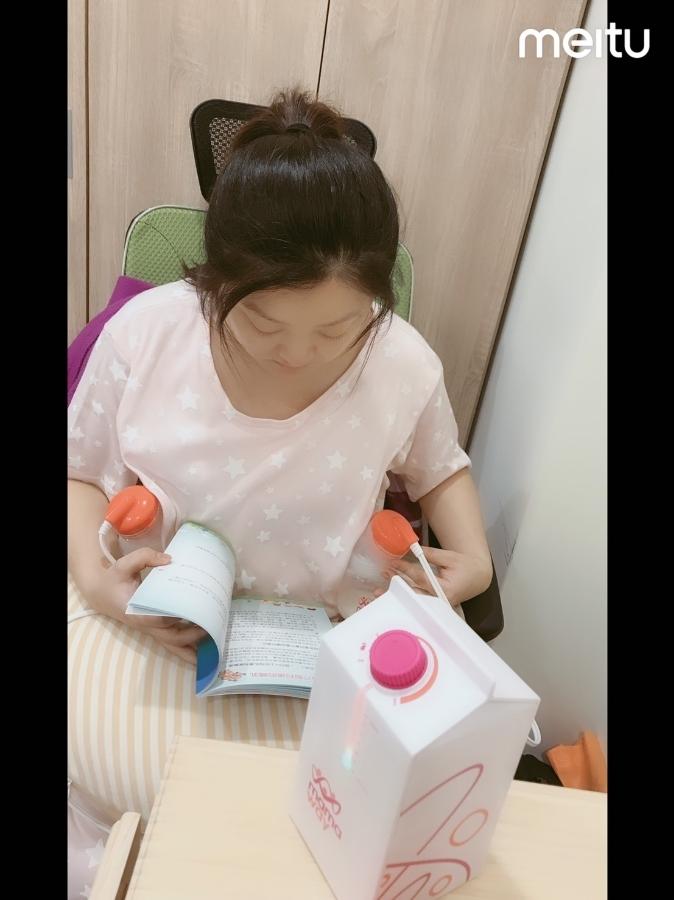 【mamaway 媽媽餵】暖心系列SW-01雙邊電動吸乳器-心得分享_img_5