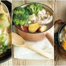 只需備妥三種食材立即完成!3道小鍋料理大飽口福