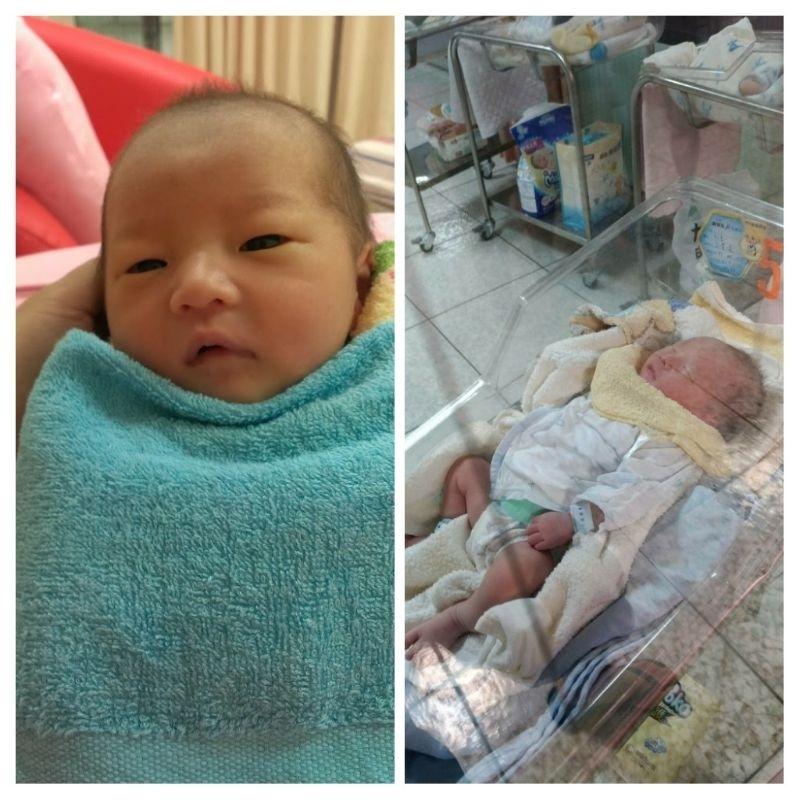 #新生兒報到 我的一對寶😍
