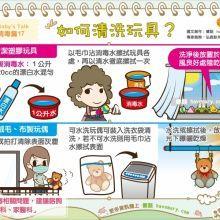 讓孩童遠離腸病毒威脅!如何清洗家中玩具?
